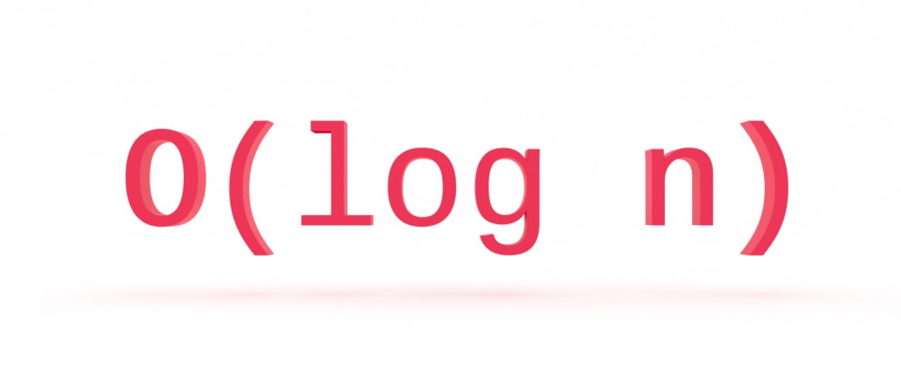 Cover image for What is O(log n)? Learn Big O Logarithmic Time Complexity