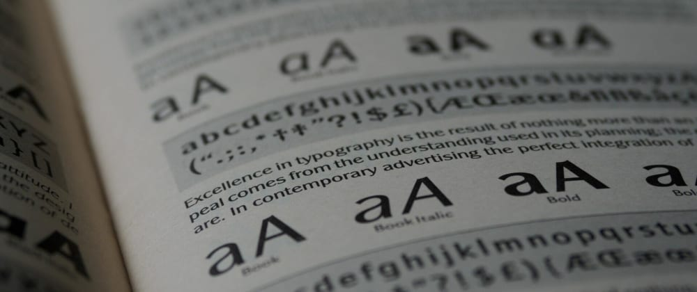 Cover image for 25 Awesome Fonts From Google Fonts