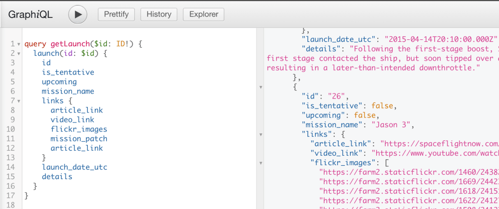 Cover image for Explore the SpaceX GraphQL API by building a Xamarin Forms app