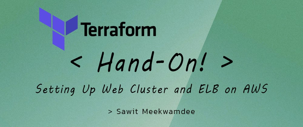 Cover image for Terraform EP2 - Hand-On!