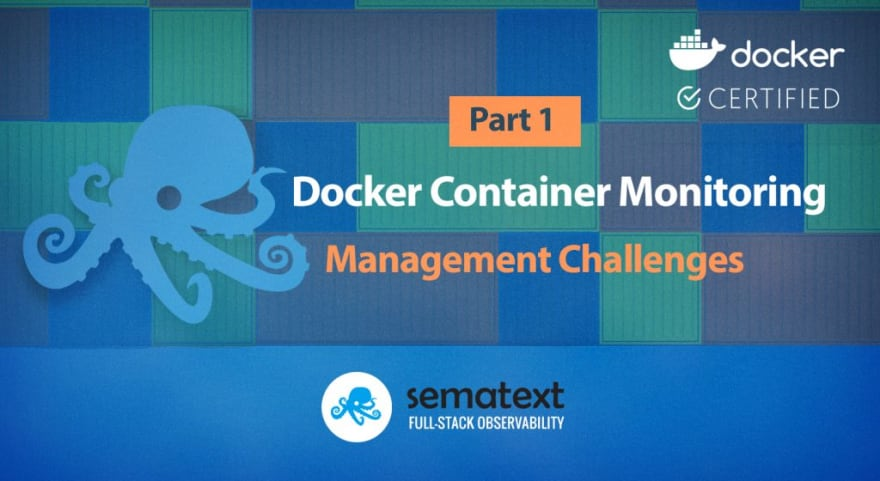 container monitoring challenges