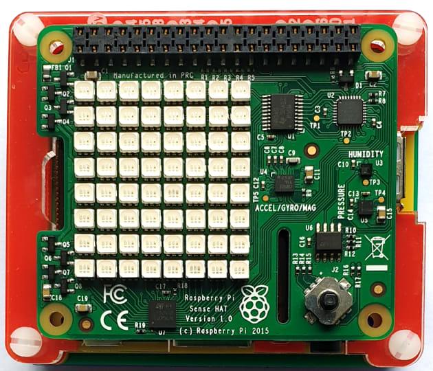 Raspberry Pi with SSD
