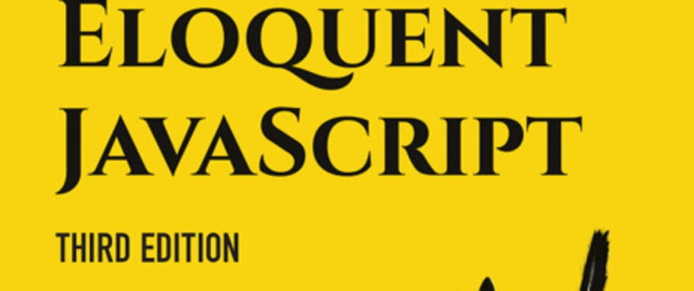 Cover image for Book Club: Eloquent Javascript - Chapter 1