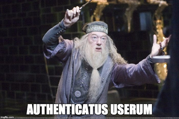 Authenticatus Userum