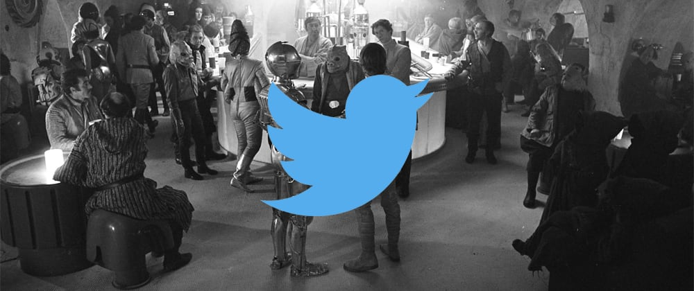 Cover image for Twitter Is the Afterparty