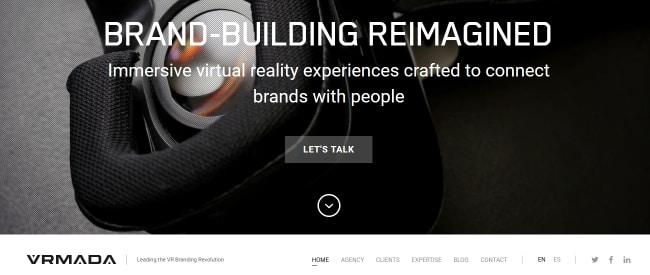 VRMADA-The Leading Virtual Reality Companies
