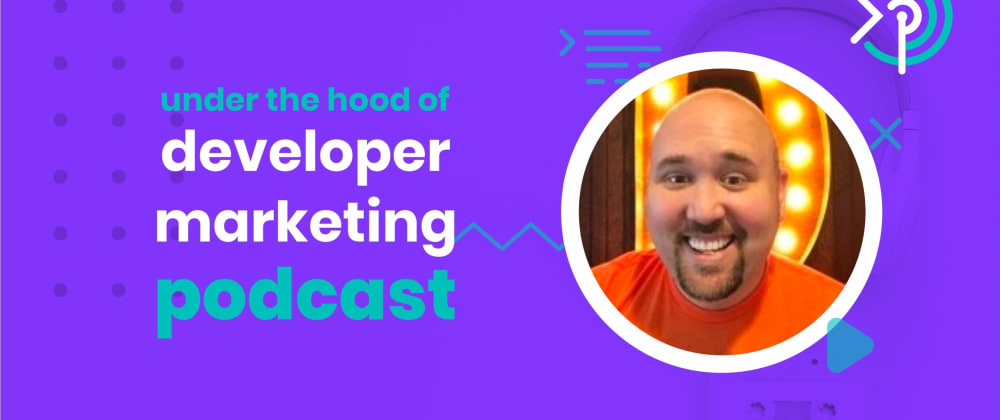 Cover image for Developer Marketing does not exist with Adam Duvander