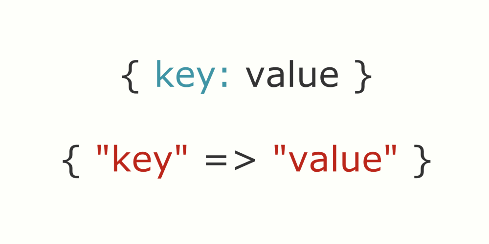 Level Up Your Ruby Skillz: Working With Hashes - DEV