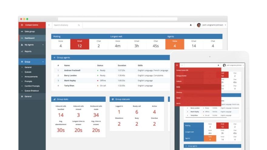 netcall application design one.001