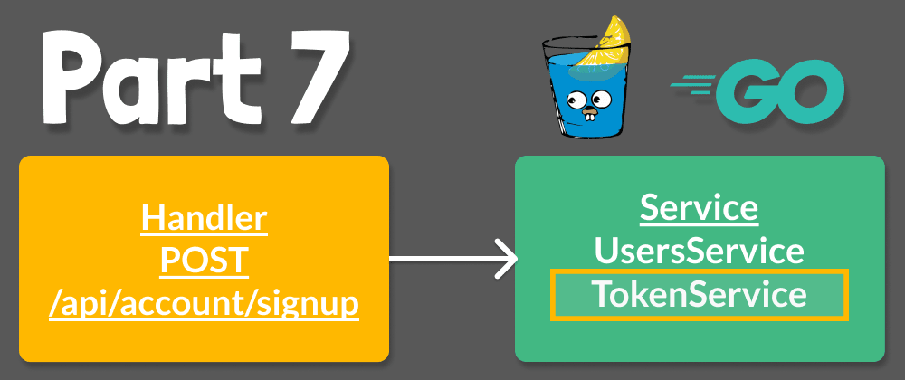 Cover image for 07 - Completing Signup Handler in Gin - Token Creation