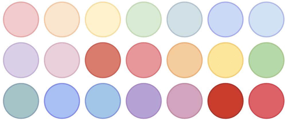 Cover image for A simple Color-Picker using CSS5 color-contrast() and color-mix()