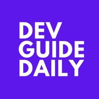 Dev Guide Daily profile picture