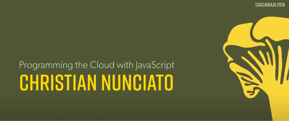 Cover image for #30DaysOfCJS: Programming the Cloud with JavaScript