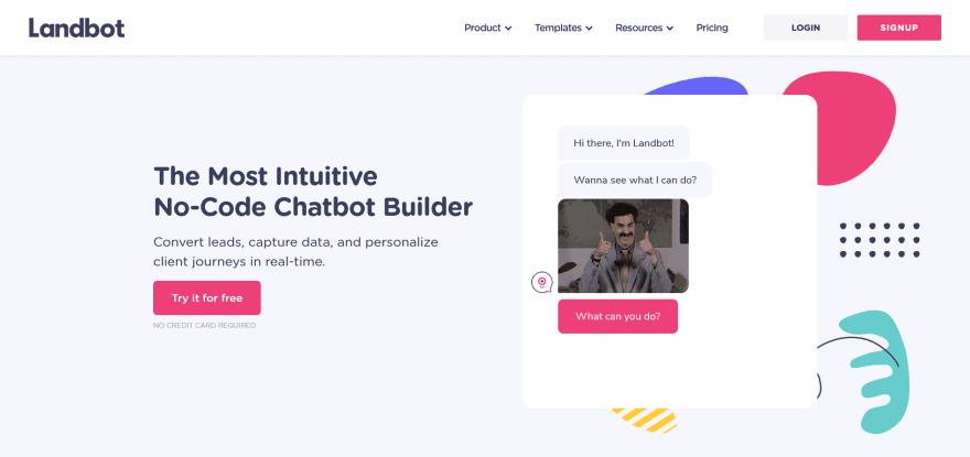 Screenshot 2021-05-07 at 10-41-47 Intuitive Conversational Chatbot Builder 🤖 Landbot io.png