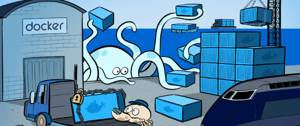 Cover image for API end to end testing with Docker