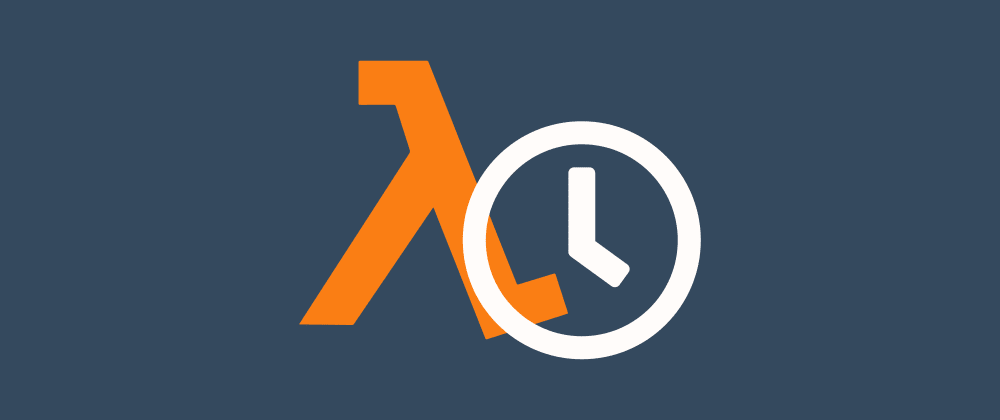 Cover image for Schedule our Lambda function