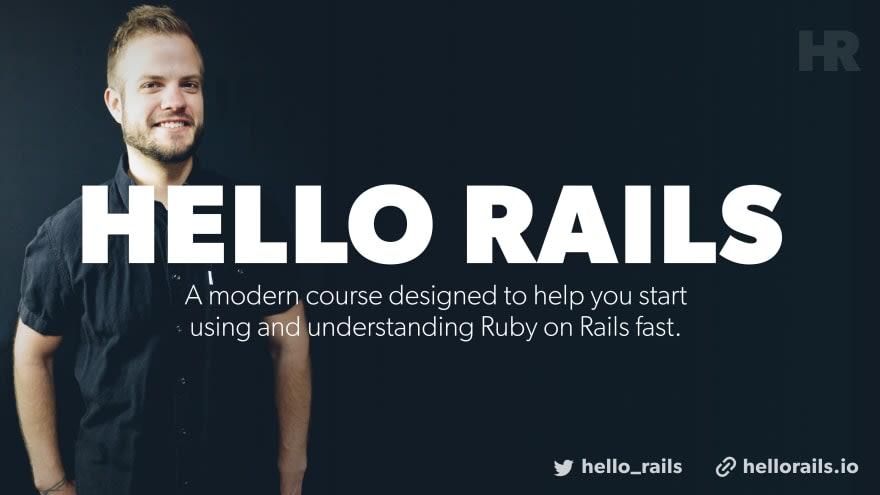 Hello Rails