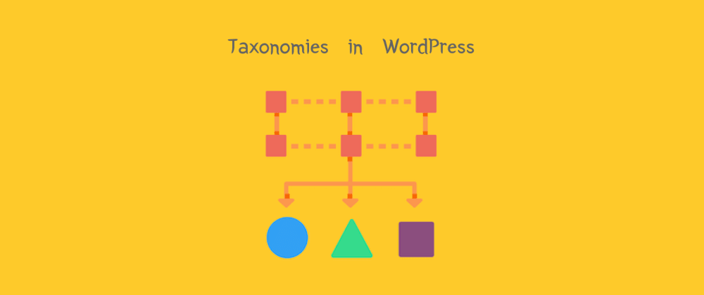 Cover image for WordPress Concepts: Taxonomies and Categorizing Posts
