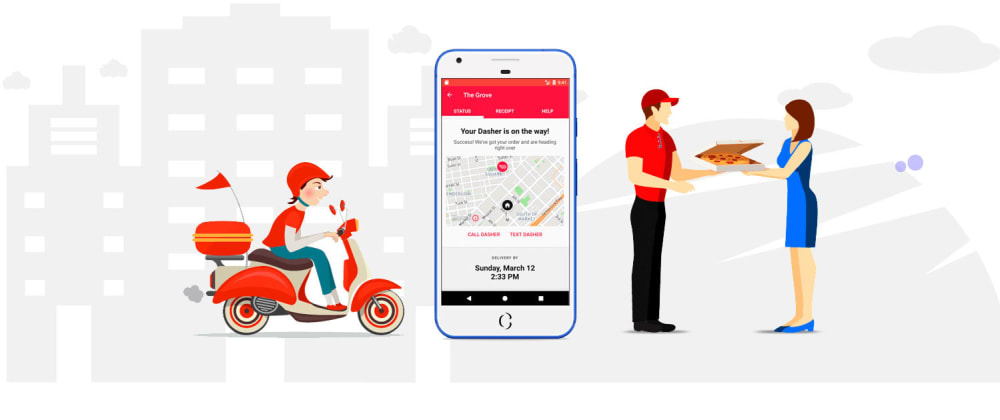 Cover image for Why Octal is the best company for food delivery app development
