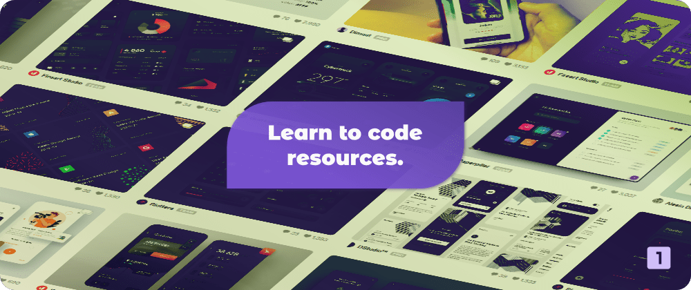 Cover image for 🔥🔥 You're learning to code or want to- Here is my favorite resources.🔥🔥