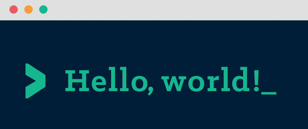 """Cover image for Trivia #3: What is the history of """"hello world""""?"""