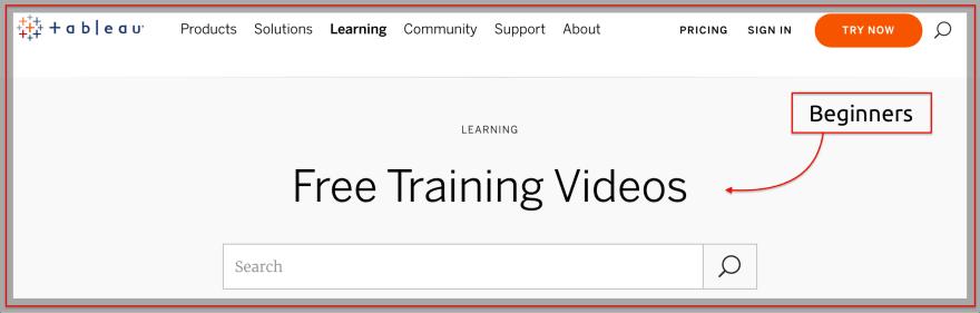 Tableau Training Course