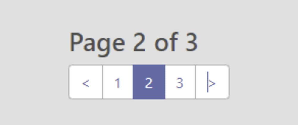 Cover image for 3 steps to Paging in ASP .NET | Blog part 3