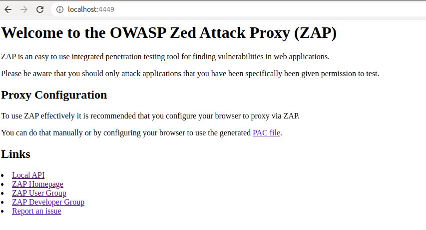 Zap host