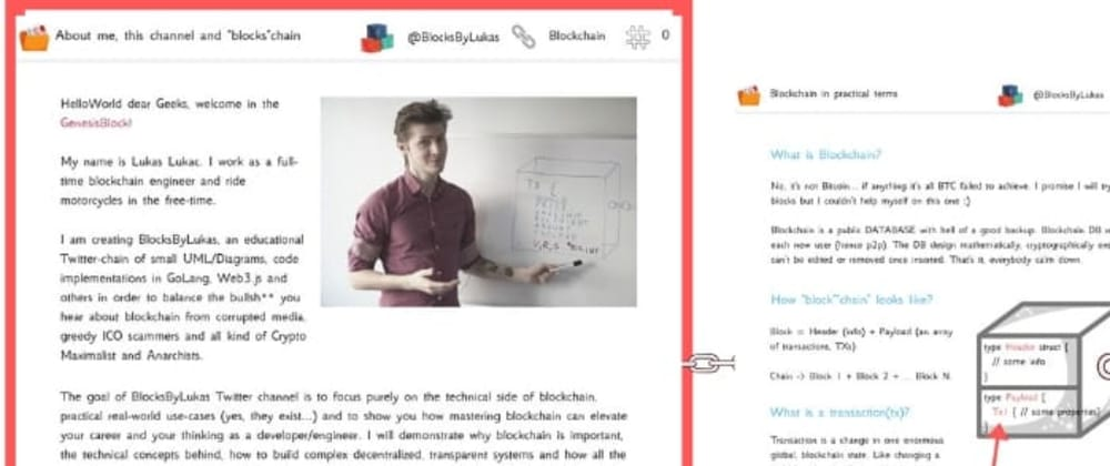 Cover image for Learn blockchain with Web3Coach