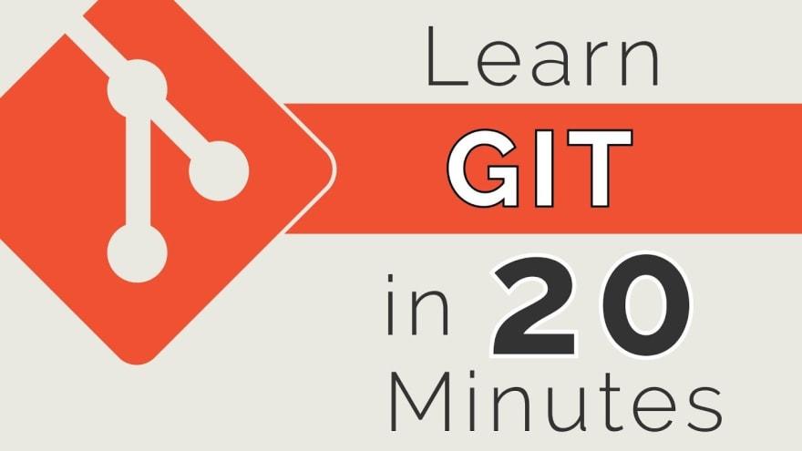 Learn Git in 20mins