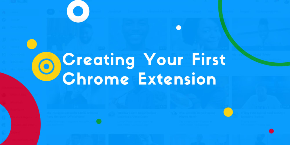 Creating Your First Chrome Extension. - DEV Community