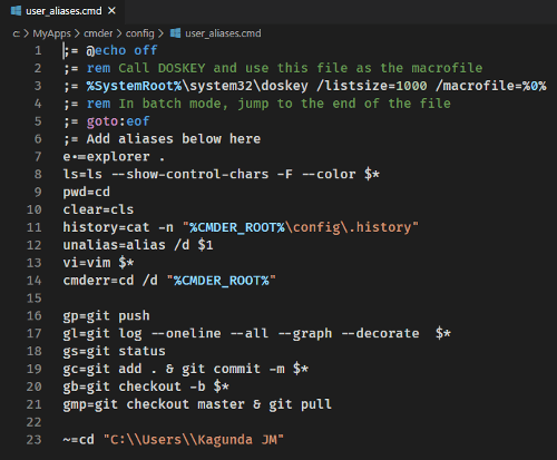"Alt ""Cmder user aliases file"""