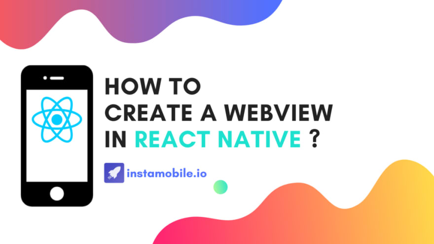 react native webview