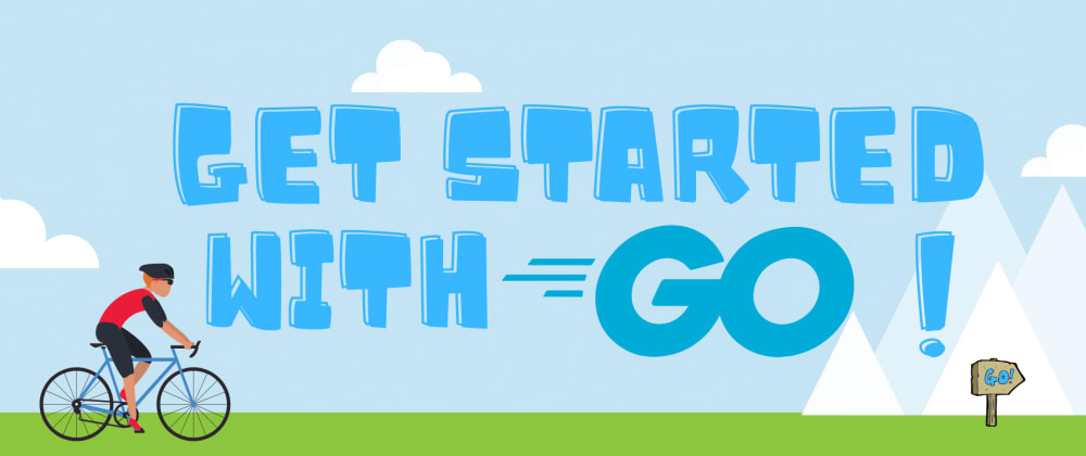 Cover image for Get started with the Go Programming Language with Microsoft Learn! (no experience needed)