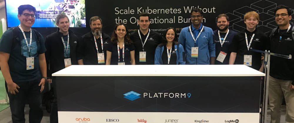 Cover image for 6 Kubernetes Takeaways from KubeCon 2019, San Diego
