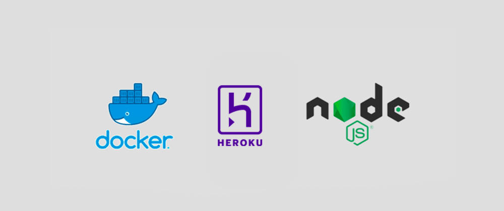 Cover image for How to Dockerize a Node app and deploy to Heroku