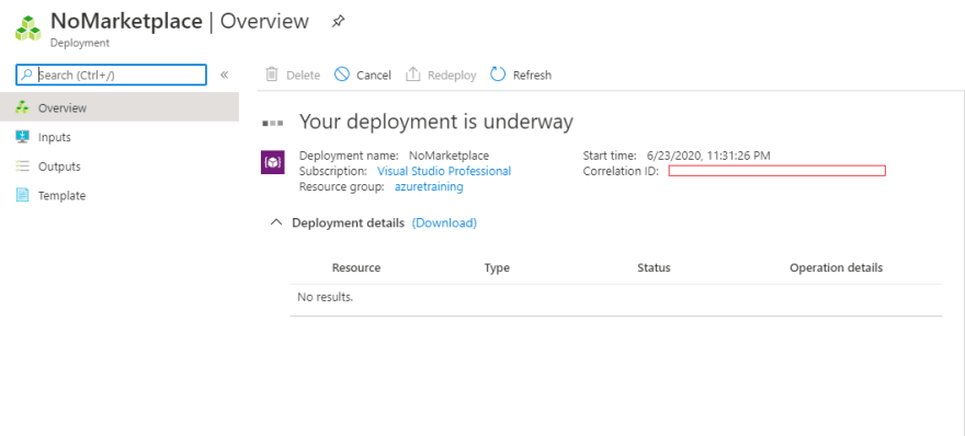 deployment-processing