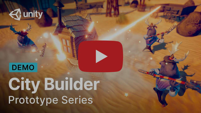 Creating a City Builder | Prototype Series