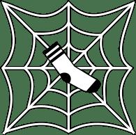 sock in web