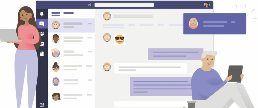 Cover image for Crash Course for Building Your First Bot on Microsoft Teams