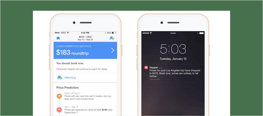 hopper-push-notifications