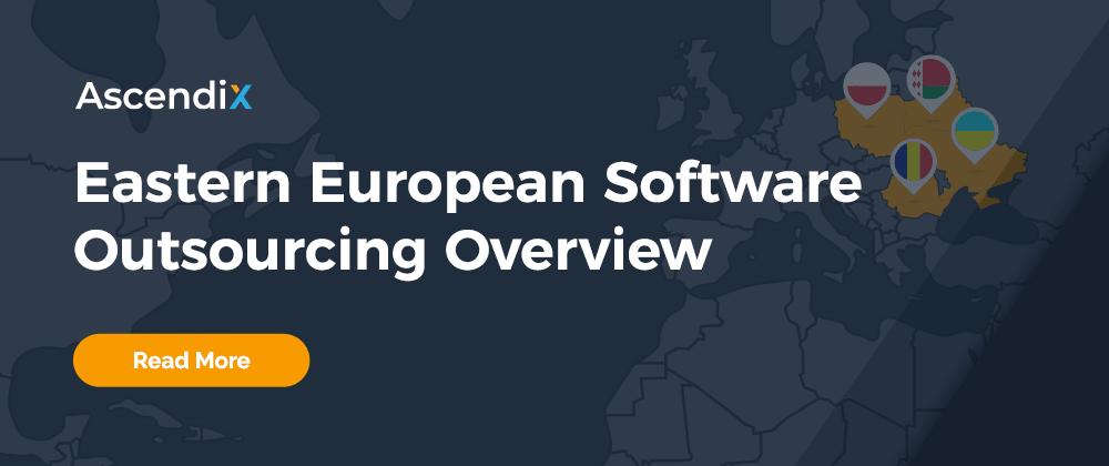 Cover image for Eastern Europe Software Development Outsourcing: Is It a Good Idea in 2021?