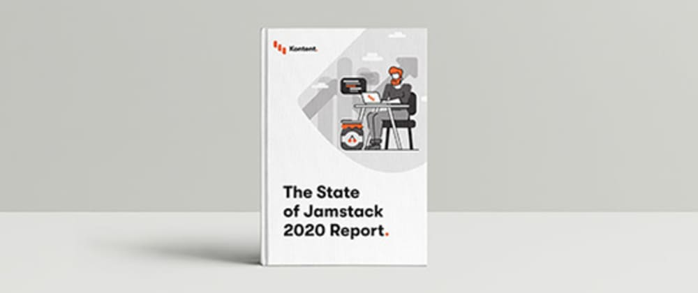 Cover image for [Free webinar🙌] An Exclusive Look at State of Jamstack 2020 Report 📈