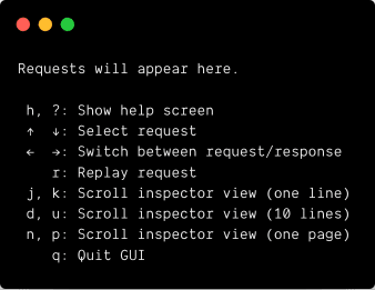 Serveo GUI commands