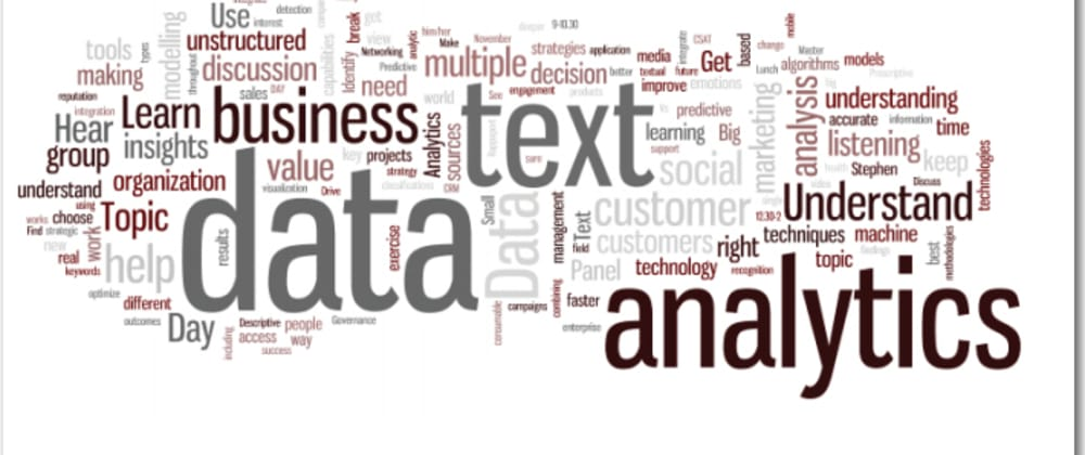 Cover image for Text Analytics