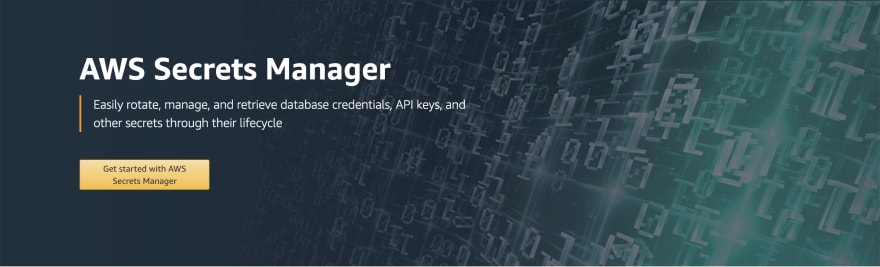 Let's use AWS Secrets Manager to help you secure your CIstages.