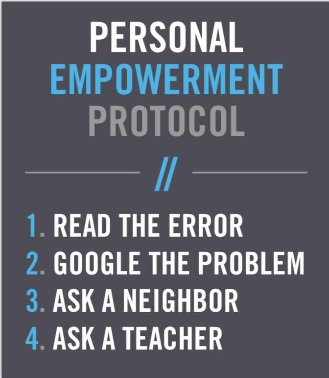 Personal Empowerment Protocol