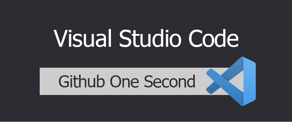 Cover image for One second to read GitHub code with VS Code