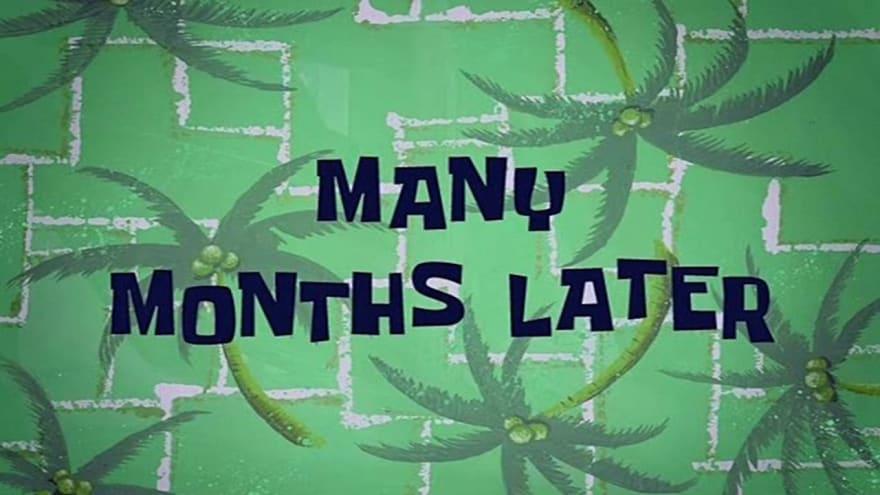 Many months meme