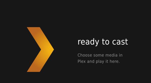 Plex for Chromecast